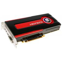 PowerColor Radeon HD 7870 1000Mhz PCI-E 3.0 2048Mb 4800Mhz 256 bit DVI HDMI HDCP