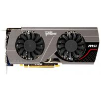 MSI GeForce GTX 560 Ti 448 732Mhz PCI-E 2.0 1280Mb 3800Mhz 320 bit 2xDVI Mini-HDMI HDCP Power Edition